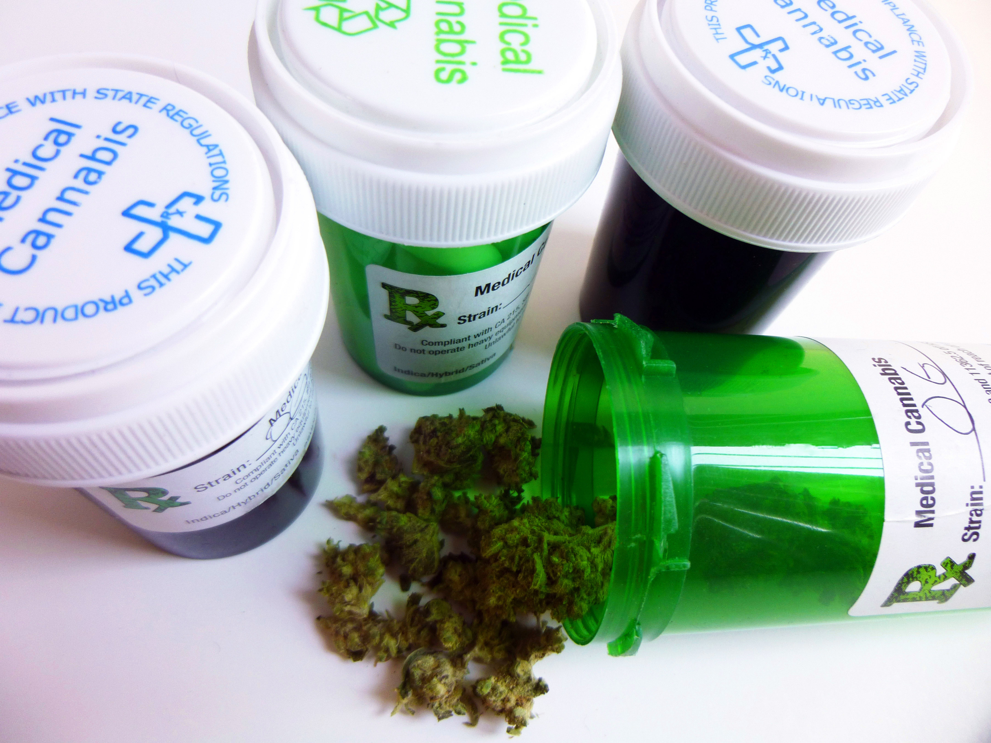 Cannabis clinical research