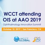 WCCT attending the Ophthalmology Innovation Summit (OIS) at AAO 2019